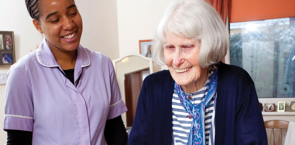 People living with dementia moving to care homes