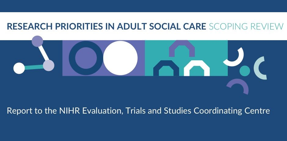 Report: Review of research priorities for NIHR NETSCC