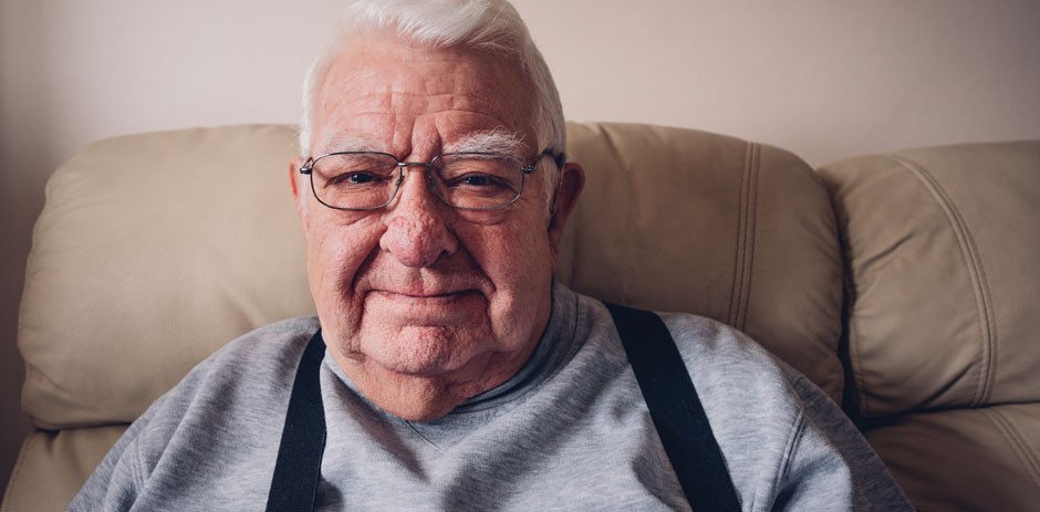 Older men and loneliness