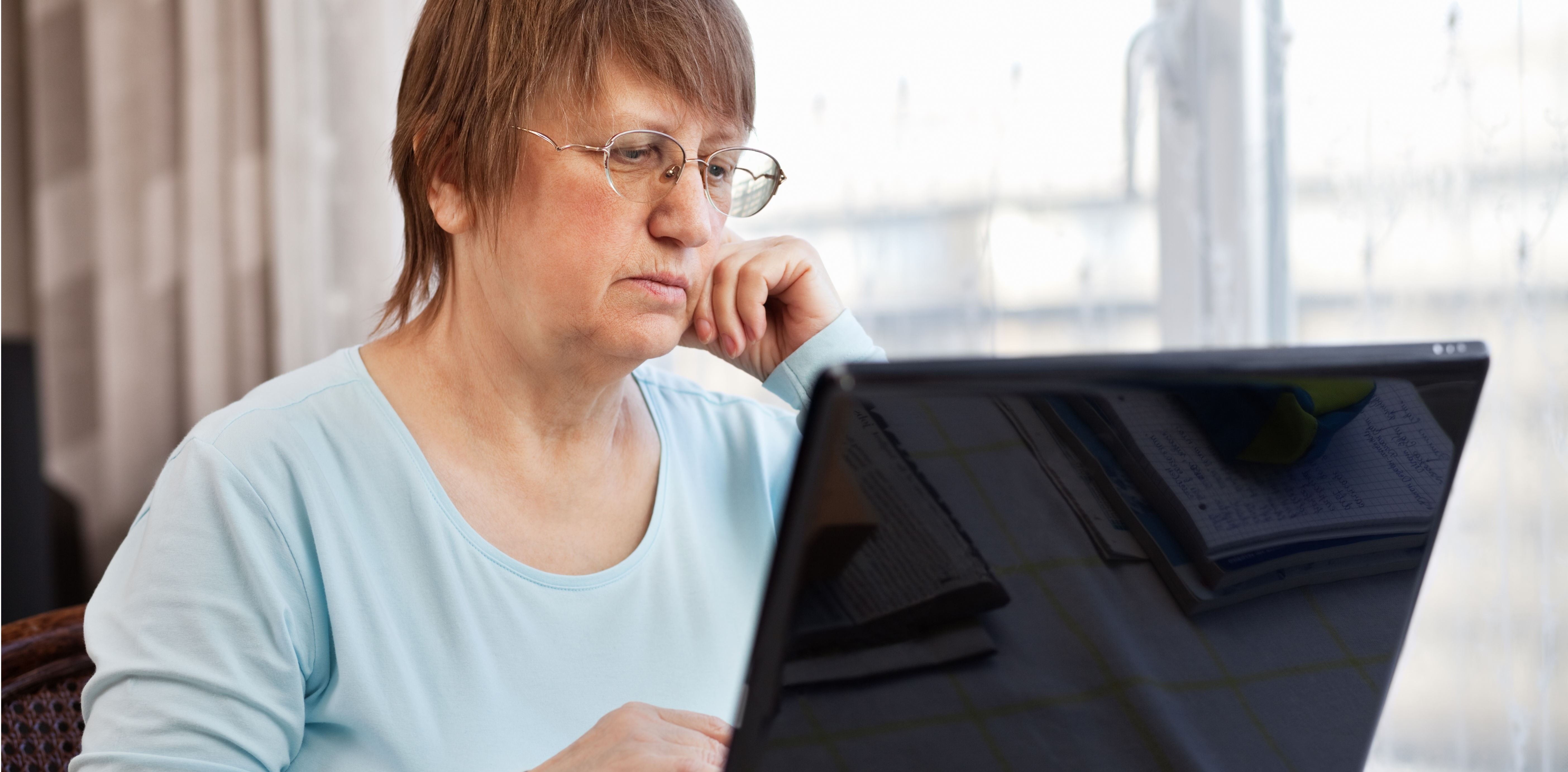 Online advice for carers