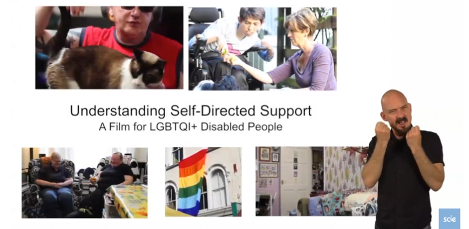 lgbtqi & disable people