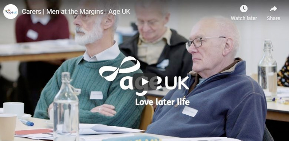 Carers - Men at the margins