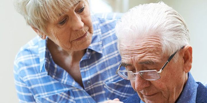 Support for older carers